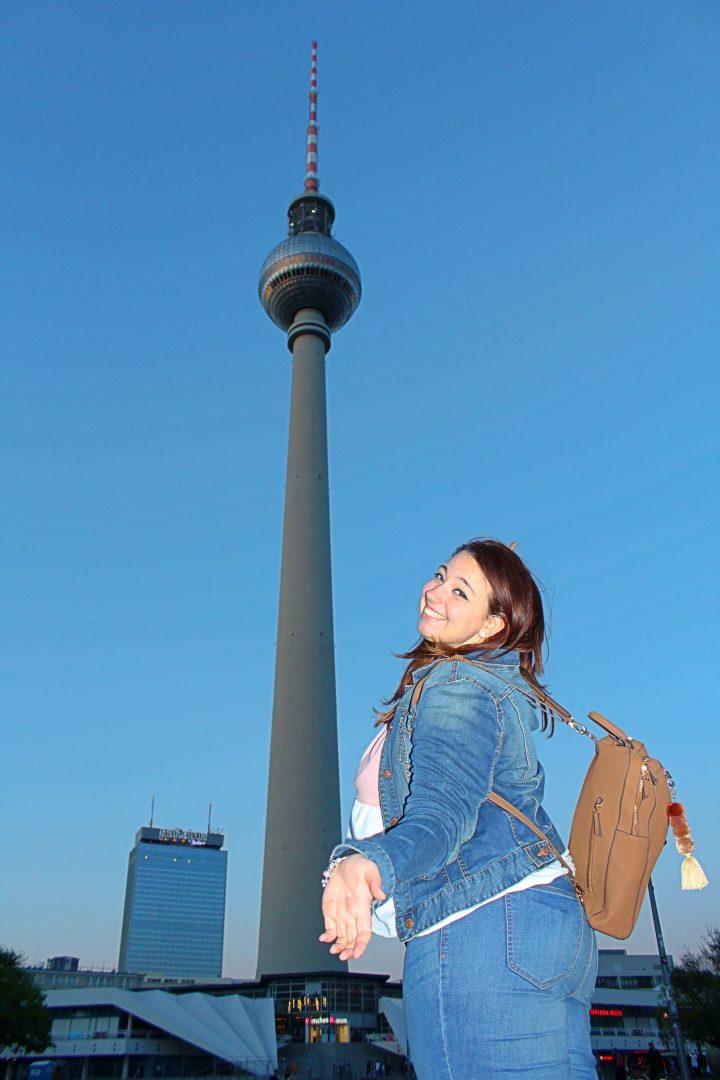 Fernsehturm, Torre de Televisión Berlín